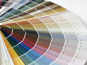 """TAKING THE ANXIETY OUT OF CHOOSING THE """"RIGHT"""" COLORS"""