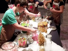 Getting Into The Holiday Spirit at The Ritz-Carlton Westchester