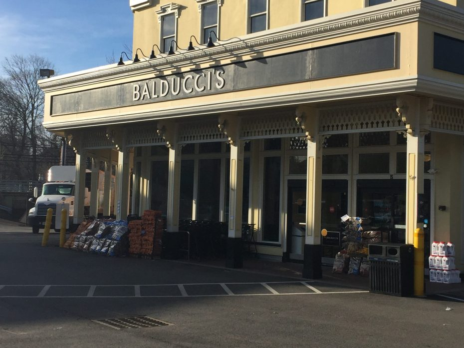 Balducci's in Scarsdale; Rye Brook Next
