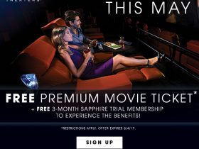 iPic Theater – The Ultimate Night Out