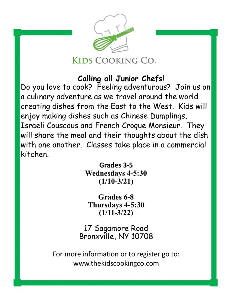 For Our Younger Clients The Kids Cooking Co Will Come To Your Preschool And Extend Day With Enrichment