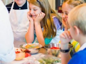 Kids Cooking Co. Hosts July Mini-Camp