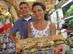 Frank's Top 5 Favorite Sandwiches