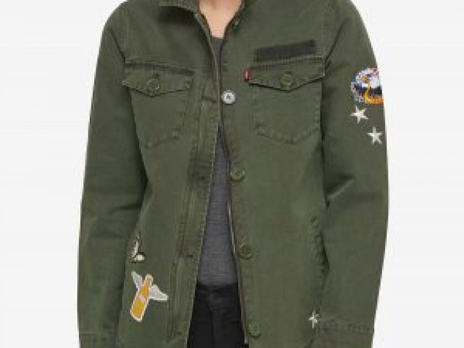 Military Inspired Jackets for Fall